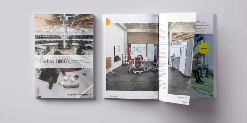 Notre premier magazine ]VISION[